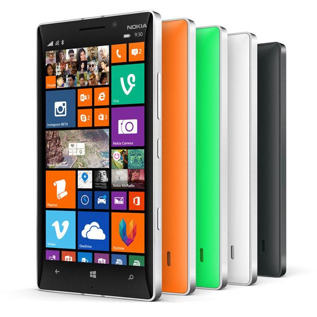 Lumia 930 już wkrótce.